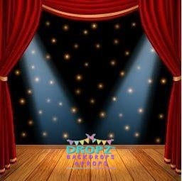 Backdrop - Magic Stage Show