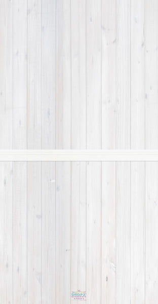 Backdrop - Milky Wood Combo Photography Backdrop All In One