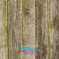 Backdrop - Mossy Planks