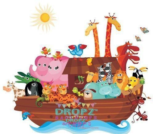 Backdrop - Noahs Ark 3