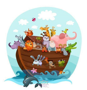 Backdrop - Noahs Ark 4