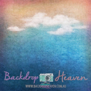 Backdrop - Painted Portrait Sky