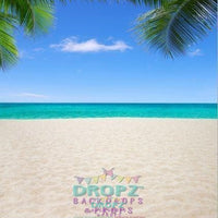Backdrop - Palm Beach