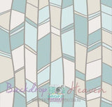 Backdrop - Pastel Arrow Pattern