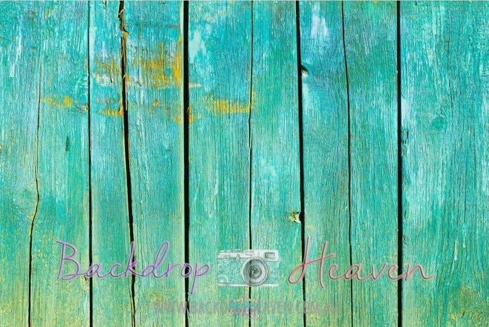Backdrop - Patina Fence