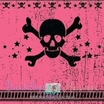 Backdrop - Pirate Girl