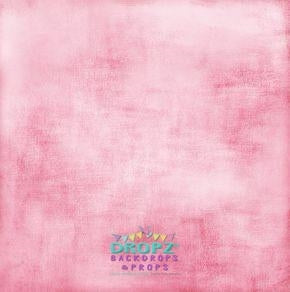 Backdrop - Pretty Pink Canvas