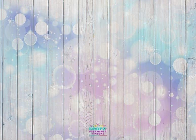 Backdrop - Princess Fantasy Bokeh Planks
