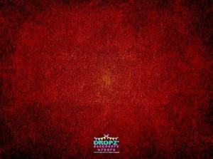 Backdrop - Red Rust Grunge