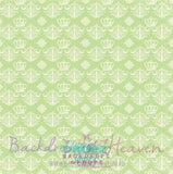 Backdrop - Royal Green Damask