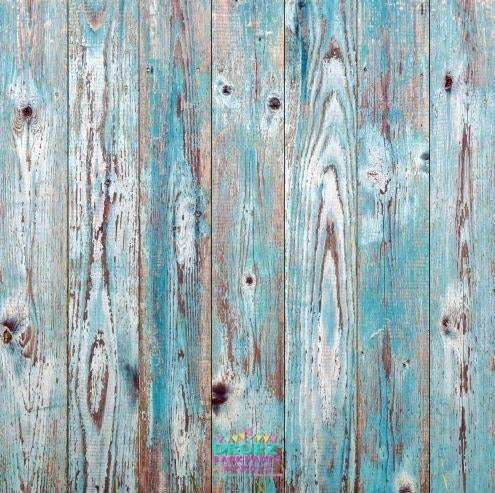 Backdrop - Teal Mocha