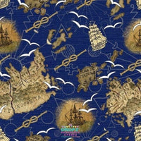 Backdrop - Vintage Ships