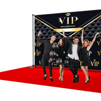 Backdrop - VIP Party And Event Backdrop