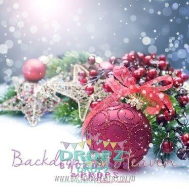 Backdrop - Xmas Christmas 29