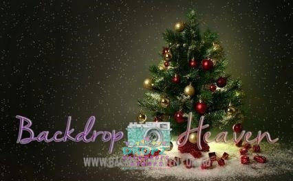 Backdrop - Xmas Christmas 31
