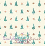 Backdrop - Xmas Christmas 34