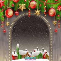 Backdrop - Xmas Christmas 38
