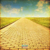 Backdrop - Yellow Brick Path
