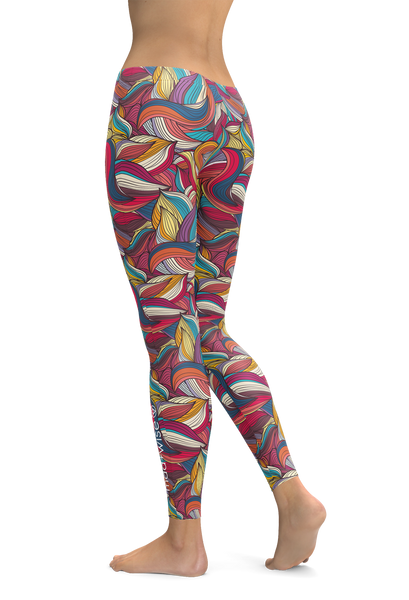 flow+surge Limited Edition Leggings