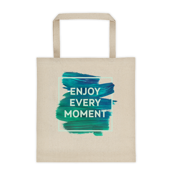 Inspirational Tote Bag by mad+wise