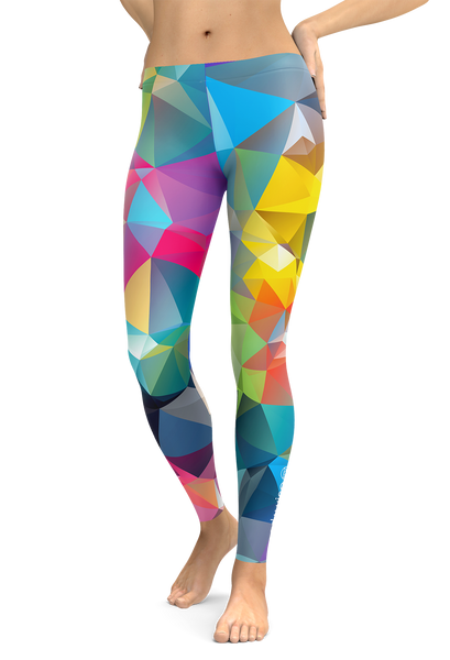 bold+colorful Limited Edition Leggings