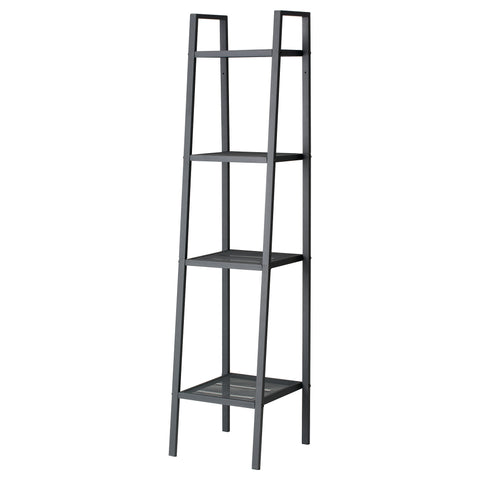 20186399 - LERBERG Shelf unit, dark grey