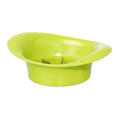 60163334 SPRITTA Apple slicer, green.