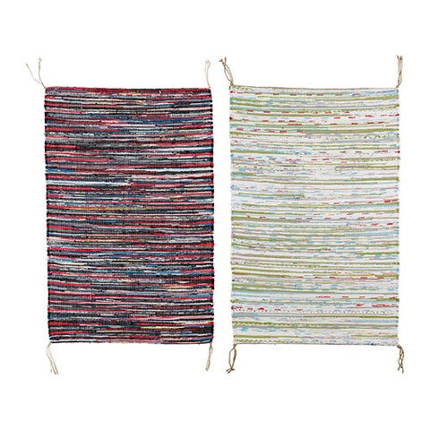10212676 - TANUM Rug, flatwoven, assorted colours
