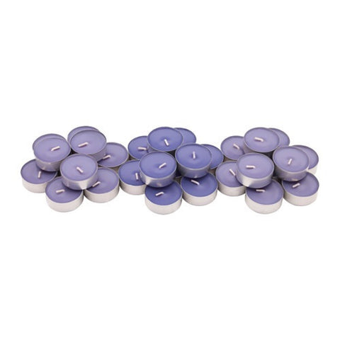 70337386 SINNLIG Scented tealight, Blackberry / 30 pcs