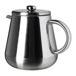20179596 - ANRIK Coffee/tea maker, stainless steel, 1.2
