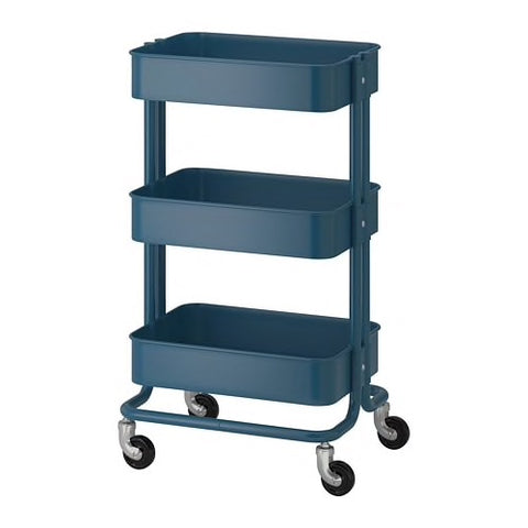 90401791 - RASKOG Trolley, dark blue