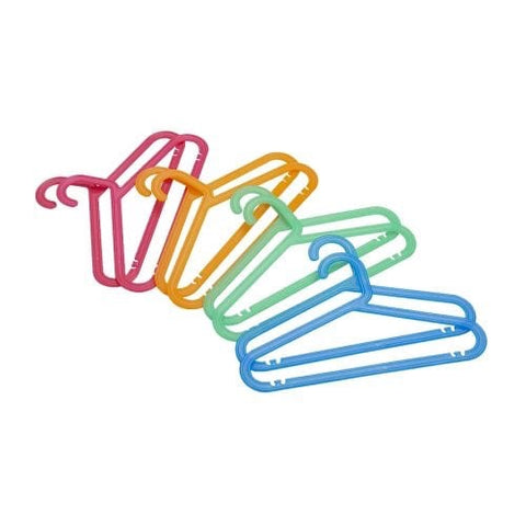 30169728 - BAGIS Children's coat-hanger, mixed colours assorted colours