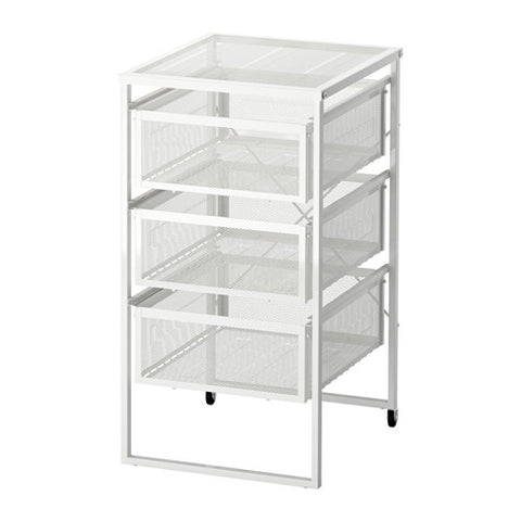 10326178 - LENNART Drawer unit, white