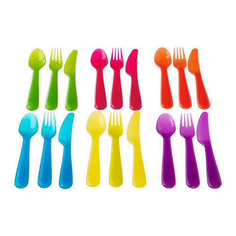10192961 KALAS 18-piece cutlery set,