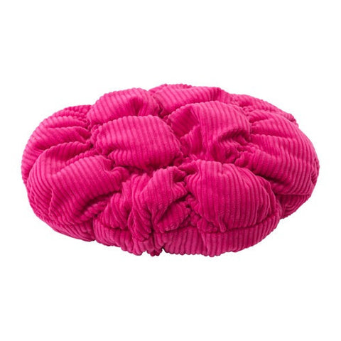 10297835 STICKAT Stool cover, pink.