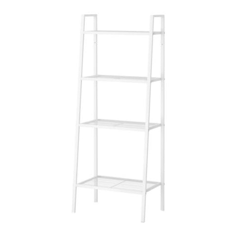 60168529 LERBERG - Shelf unit, white, 60x148 cm