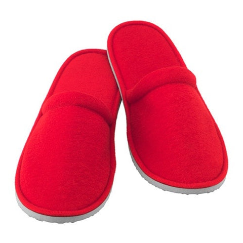 60309218 - NJUTA Slippers, L/XL, red