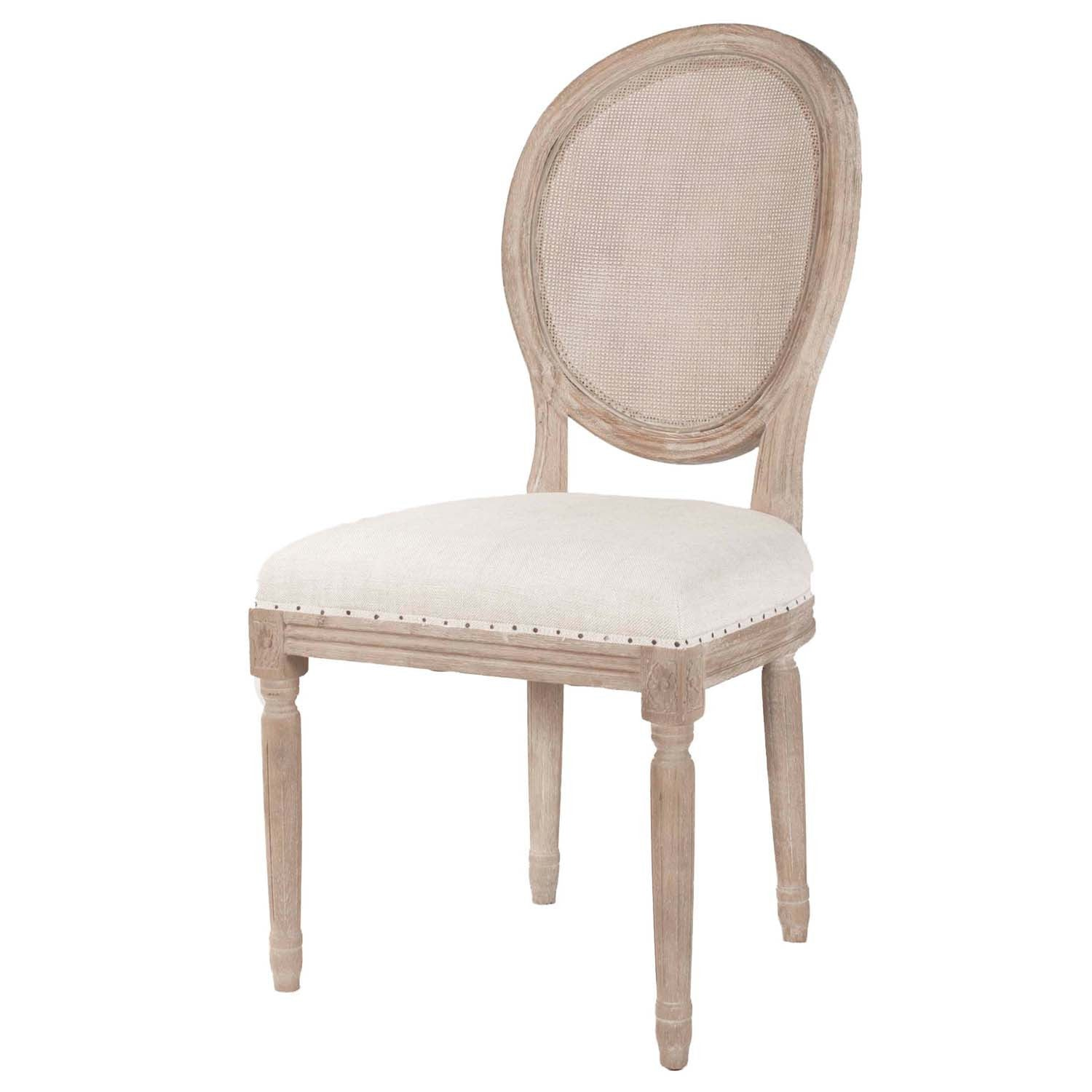Oliver Dining Chair Stone Wash