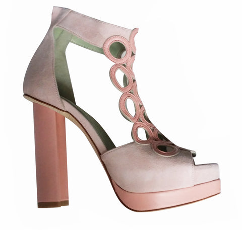 Anelli Sandals Pink - Maria Cardelli Fashion Accessories