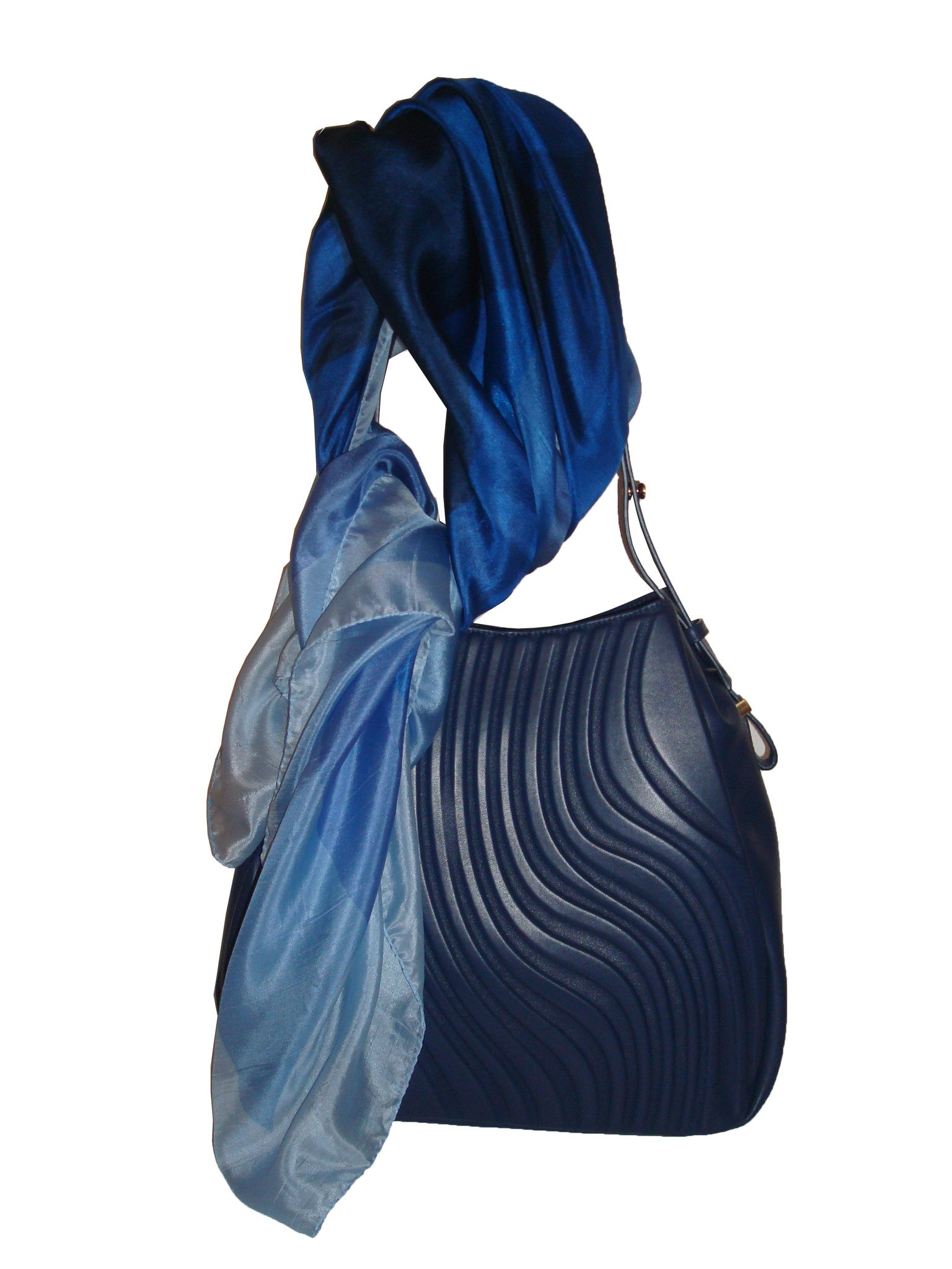 Curve Night Blue - Maria Cardelli Fashion Accessories