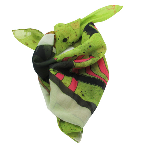 Bandana scarf DANCING - Wholesale Price - Maria Cardelli Fashion Accessories
