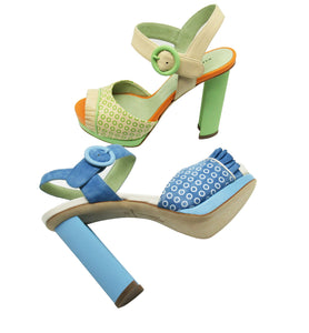 Dots Sandals - Maria Cardelli Fashion Accessories