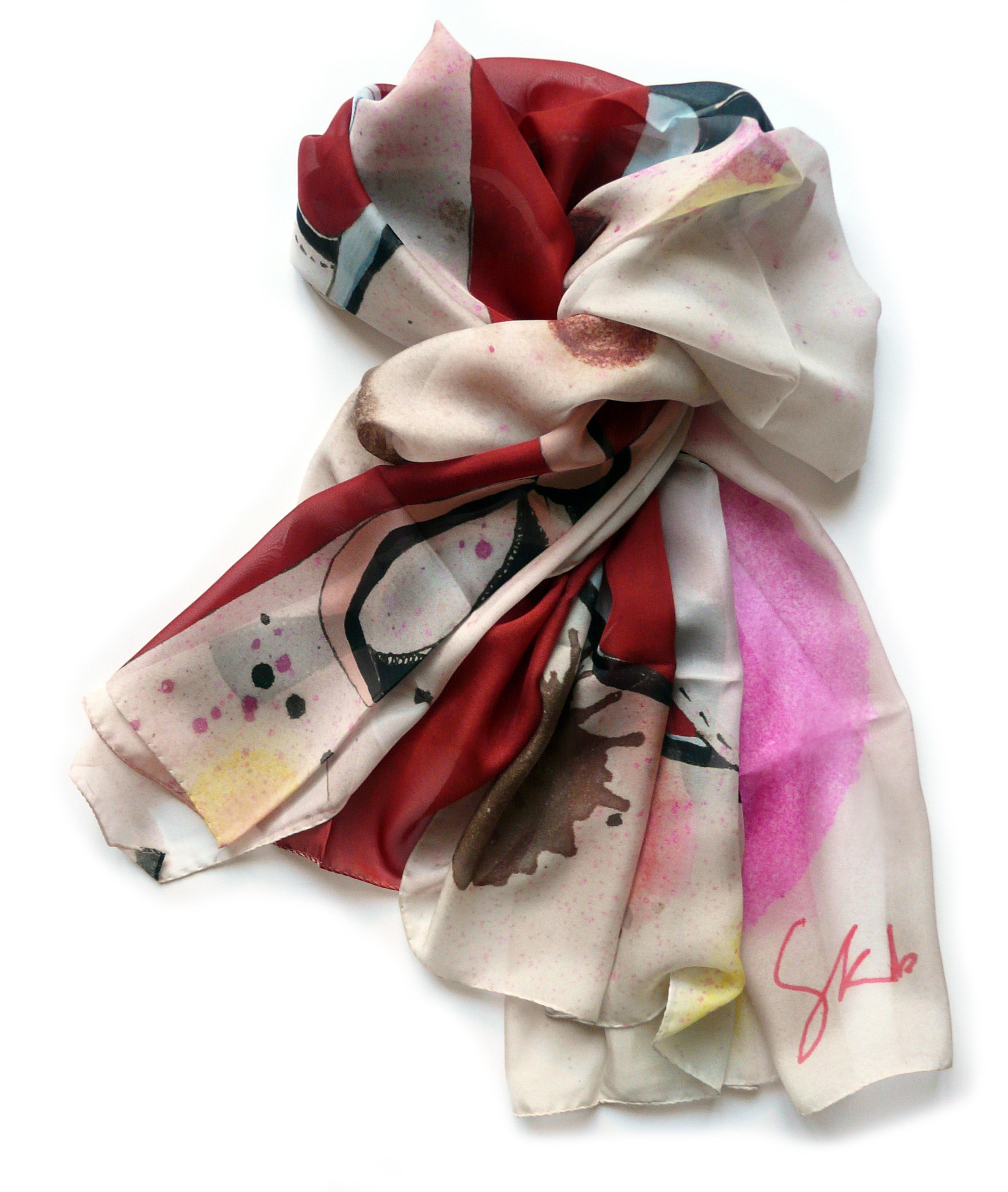 Jeffrey Shoes scarf - Maria Cardelli Fashion Accessories