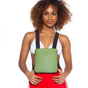 Smart - multifunctional chest bag - Maria Cardelli Fashion Accessories