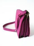 Messenger Magenta - Maria Cardelli Fashion Accessories
