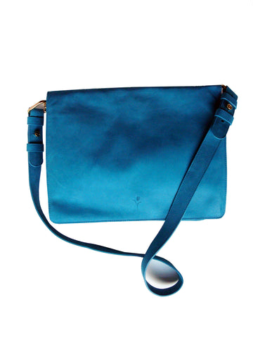 Messenger Turchese - Maria Cardelli Fashion Accessories