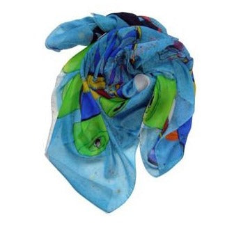 Rollerskates scarf - Maria Cardelli Fashion Accessories