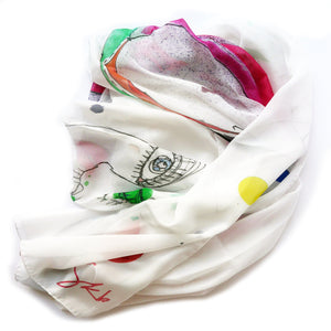 Roxanda scarf - Maria Cardelli Fashion Accessories