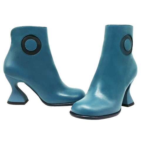 Donut bootie - Azzurro - Maria Cardelli Fashion Accessories
