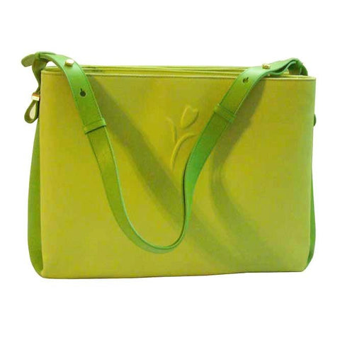 Bicolor Lime-Grass - Maria Cardelli Fashion Accessories